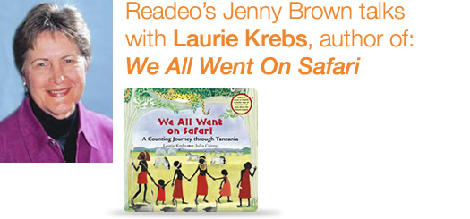 Laurie Krebs We All Went on Safari Free Online