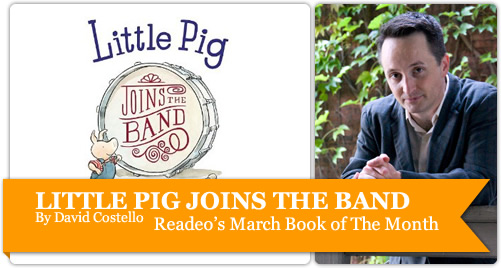 Read Little Pig Joins The Band for free on Readeo