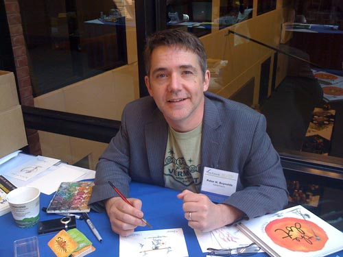 Peter Reynolds - Author of Ish and The Dot