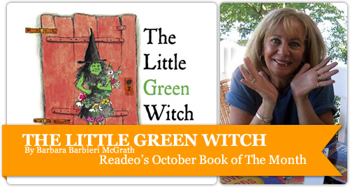 The Little Green Witch by Barbara McGrath - Read for Free