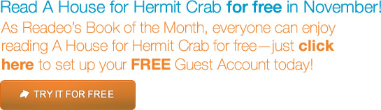 Read A House For Hermit Crab Children's Book Online for Free